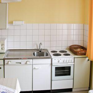 Gartenhaus Küche